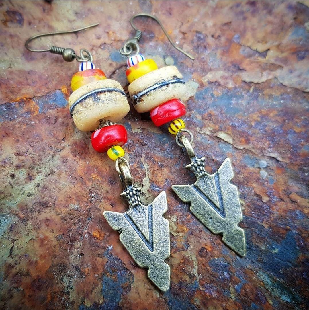 Tribal earings